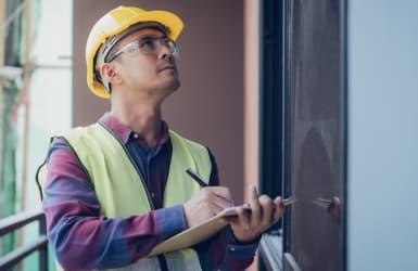 Good Faith Survey by AHERA Certified Building Inspector
